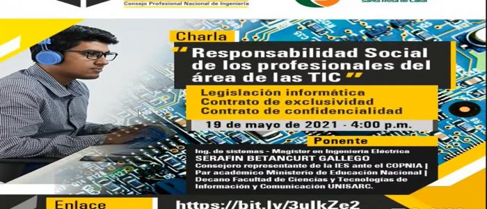 Responsabilidad social de los profesionales del área de las TIC